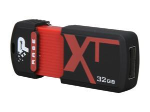 Patriot Xporter XT Rage 32GB USB 2.0 Flash Drive