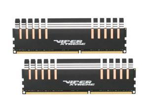 Patriot Viper Xtreme 8GB (2 x 4GB) 240-Pin DDR3 SDRAM DDR3 1600 (PC3 12800) Desktop Memory