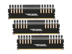 Patriot Viper Xtreme 6GB (3 x 2GB) 240-Pin DDR3 SDRAM DDR3 2000 (PC3 16000) Desktop Memory
