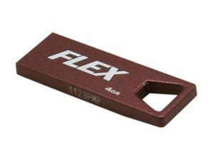 Patriot Flex 4GB USB 2.0 Flash Drive