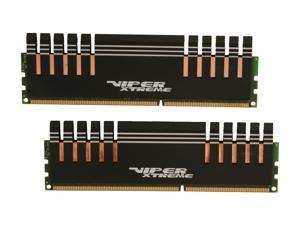 Patriot Viper Xtreme Series, Division 2 Edition 8GB (2 x 4GB) 240-Pin DDR3 SDRAM DDR3 2400 (PC3 19200) Desktop Memory