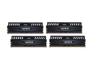 Patriot Viper 3 32GB (4 x 8GB) 240-Pin DDR3 SDRAM DDR3 1866 (PC3 15000) Desktop Memory