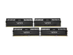 Patriot Viper 3 32GB (4 x 8GB) 240-Pin DDR3 SDRAM DDR3 2133 (PC3 17000) Desktop Memory
