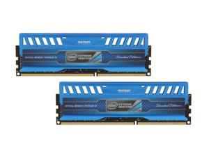 Patriot Intel Extreme Master, Limited Edition 16GB (2 x 8GB) 240-Pin DDR3 SDRAM DDR3 1866 (PC3 15000) Desktop Memory