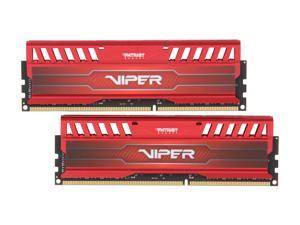 Patriot Viper 3 16GB (2 x 8GB) 240-Pin DDR3 SDRAM DDR3 1600 (PC3 12800) Desktop Memory Model PV316G160C0KRD