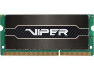 Patriot Viper SODIMM 4GB 204-Pin DDR3 SO-DIMM DDR3L 1600 (PC3L 12800) Laptop Memory Model PV34G160LC9S