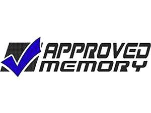 Approved Memory 1GB 184-Pin DDR SDRAM DDR 400 (PC 3200) Memory Model DDR1-1GB/400/184
