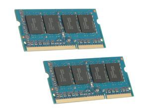 Mushkin Enhanced Essentials 8GB (2 x 4GB) 204-Pin DDR3 SO-DIMM DDR3 1066 (PC3 8500) Dual Channel Kit Laptop Memory Model ...