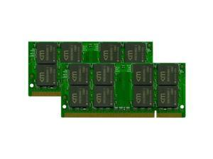 Mushkin Enhanced Essentials 8GB (2 x 4GB) 200-Pin DDR2 SO-DIMM DDR2 667 (PC2 5300) Dual Channel Kit Laptop Memory Model 996685