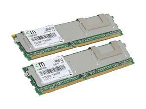 Mushkin Enhanced Proline 4GB (2 x 2GB) 240-Pin DDR2 FB-DIMM ECC Fully Buffered DDR2 667 (PC2 5300) Server Memory Model 996552