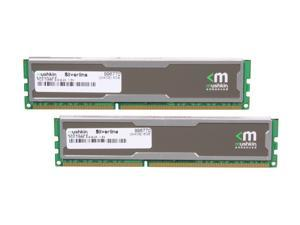 Mushkin Enhanced Silverline 8GB (2 x 4GB) 240-Pin DDR3 SDRAM DDR3 1333 (PC3 10666) Desktop Memory Model 996770