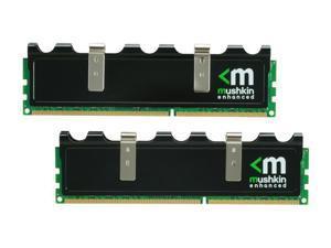 Mushkin Enhanced Blackline 4GB (2 x 2GB) 240-Pin DDR3 SDRAM DDR3 1600 (PC3 12800) Desktop Memory Model 996782
