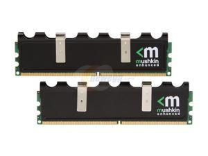 Mushkin Enhanced Blackline 4GB (2 x 2GB) 240-Pin DDR2 SDRAM DDR2 800 (PC2 6400) Desktop Memory