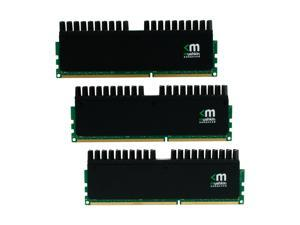 Mushkin Enhanced Ridgeback 6GB (3 x 2GB) 240-Pin DDR3 SDRAM DDR3 1600 (PC3 12800) Desktop Memory Model 998827