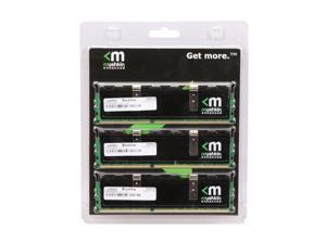 Mushkin Enhanced Blackline 6GB (3 x 2GB) 240-Pin DDR3 SDRAM DDR3 1333 (PC3 10666) Desktop Memory