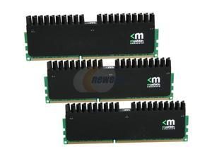 Mushkin Enhanced Ridgeback 12GB (3 x 4GB) 240-Pin DDR3 SDRAM DDR3 2000 (PC3 16000) Desktop Memory