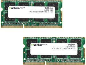 Mushkin Enhanced 8GB (2 x 4GB) DDR3 1333 (PC3 10600) Memory for Apple Model 976647A