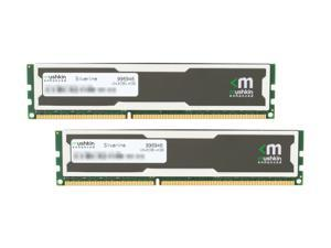 Mushkin Enhanced Silverline 4GB (2 x 2GB) 240-Pin DDR3 SDRAM DDR3 1600 (PC3 12800) Desktop Memory