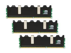 Mushkin Enhanced Blackline 6GB (3 x 2GB) 240-Pin DDR3 SDRAM DDR3 1600 (PC3 12800) Desktop Memory