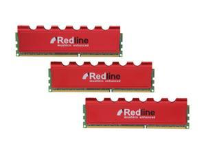 Mushkin Enhanced Redline 12GB (3 x 4GB) 240-Pin DDR3 SDRAM DDR3 1600 (PC3 12800) Desktop Memory Model 998981