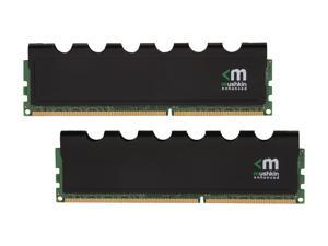 Mushkin Enhanced Blackline 8GB (2 x 4GB) 240-Pin DDR3 SDRAM DDR3 2000 (PC3 16000) Desktop Memory Model 996990
