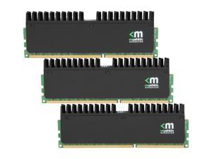 Mushkin Enhanced Ridgeback 12GB (3 x 4GB) 240-Pin DDR3 SDRAM DDR3 2000 (PC3 16000) Desktop Memory Model 998991