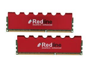 Mushkin Enhanced Redline 8GB (2 x 4GB) 240-Pin DDR3 SDRAM DDR3 2133 (PC3 17000) Desktop Memory