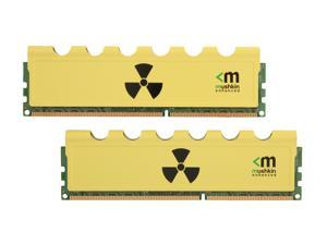 Mushkin Enhanced Radioactive 8GB (2 x 4GB) 240-Pin DDR3 SDRAM DDR3 1600 (PC3 12800) Desktop Memory