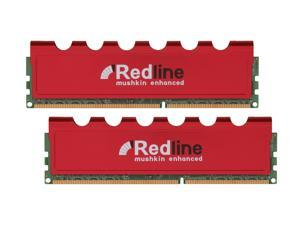Mushkin Enhanced Redline 8GB (2 x 4GB) 240-Pin DDR3 SDRAM DDR3 1866 (PC3 14900) Desktop Memory Model 997007