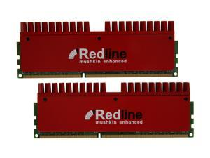 Mushkin Enhanced Redline 8GB (2 x 4GB) 240-Pin DDR3 SDRAM DDR3 1866 (PC3 14900) Desktop Memory