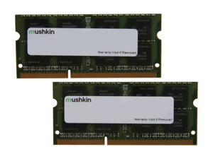 Mushkin Enhanced 8GB (2 x 4GB) 204-Pin DDR3 SO-DIMM Memory for Apple