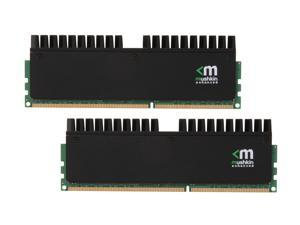 Mushkin Enhanced Blackline 8GB (2 x 4GB) 240-Pin DDR3 SDRAM DDR3 1600 (PC3 12800) Desktop Memory