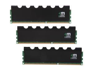 Mushkin Enhanced Blackline 12GB (3 x 4GB) 240-Pin DDR3 SDRAM DDR3 1600 (PC3 12800) Desktop Memory