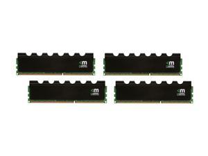 Mushkin Enhanced Blackline 16GB (4 x 4GB) 240-Pin DDR3 SDRAM DDR3 1600 (PC3 12800) Desktop Memory