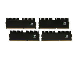 Mushkin Enhanced Blackline 16GB (4 x 4GB) 240-Pin DDR3 SDRAM DDR3 1600 (PC3 12800) Desktop Memory Model 994046