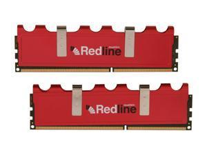 Mushkin Enhanced Redline 8GB (2 x 4GB) 240-Pin DDR3 SDRAM DDR3 1600 (PC3 12800) Desktop Memory