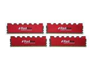 Mushkin Enhanced Redline 32GB (4 x 8GB) 240-Pin DDR3 SDRAM DDR3 1866 (PC3 14900) Desktop Memory Model 994070