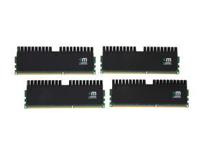 Mushkin Enhanced Blackline 32GB (4 x 8GB) 240-Pin DDR3 SDRAM DDR3 1866 (PC3 14900) Desktop Memory