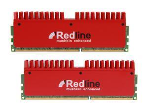 Mushkin Enhanced Redline 8GB (2 x 4GB) 240-Pin DDR3 SDRAM DDR3 2400 (PC3 19200) Desktop Memory Model 997084