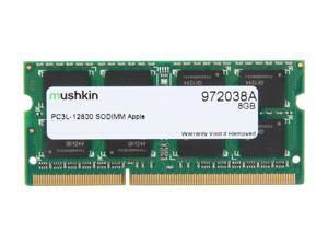 Mushkin Enhanced 8GB 204-Pin DDR3 SO-DIMM DDR3 1600 (PC3 12800) Memory for Apple                                         ...