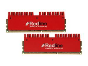 Mushkin Enhanced Redline 16GB (2 x 8GB) 240-Pin DDR3 SDRAM DDR3 1600 (PC3 12800) Desktop Memory Model 997103