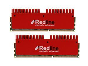 Mushkin Enhanced Redline 16GB (2 x 8GB) 240-Pin DDR3 SDRAM DDR3 1866 (PC3 14900) Desktop Memory