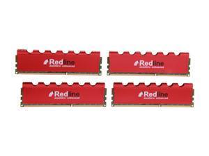 Mushkin Enhanced Redline 32GB (4 x 8GB) 240-Pin DDR3 SDRAM DDR3 1600 (PC3 12800) Desktop Memory Model 994102