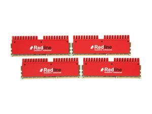 Mushkin Enhanced Redline 32GB (4 x 8GB) 240-Pin DDR3 SDRAM DDR3 1600 (PC3 12800) Desktop Memory Model 994103