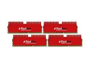 Mushkin Enhanced Redline 32GB (4 x 8GB) 240-Pin DDR3 SDRAM DDR3 1866 (PC3 14900) Desktop Memory