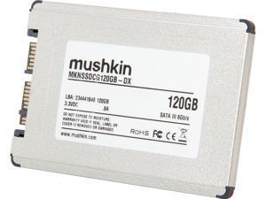 "Mushkin Enhanced Chronos Deluxe MKNSSDCG120GB-DX 1.8"" 120GB SATA III"