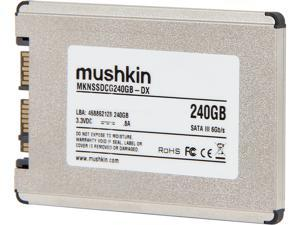"Mushkin Enhanced Chronos Deluxe MKNSSDCG240GB-DX 1.8"" 240GB SATA III"