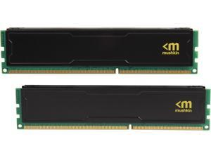 Mushkin Enhanced Stealth 8GB (2 x 4GB) 240-Pin DDR3 SDRAM DDR3L 1600 (PC3L 12800) Desktop Memory Model 996988S