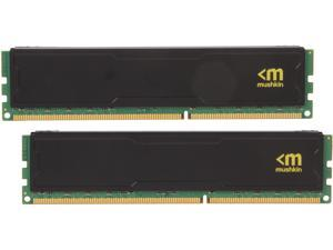 Mushkin Enhanced STEALTH 16GB (2 x 8GB) 240-Pin DDR3 SDRAM DDR3L 1600 (PC3L 12800) Desktop Memory Model 997110S
