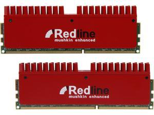 Mushkin Enhanced Redline 16GB (2 x 8GB) 240-Pin DDR3 SDRAM DDR3 2133 (PC3 17000) Desktop Memory Model 997121R